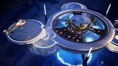 Qatar Underwater Hotel | design, Dubai, Disqus Underwater Hotel, Architecture, Gulf, Marine ...