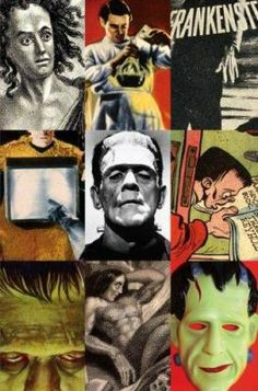 Frankenstein : a cultural history by Susan Tyler Hitchcock