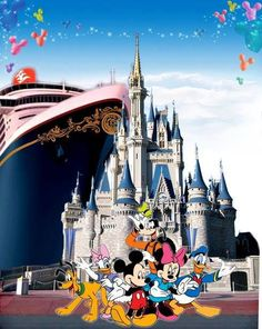 Disney Sea/Land Vacation = Perfection! Let me get you the BEST Disney Vacation...100% free Disney Planning! lziegler@mickeytravels.com or 810-844-1153