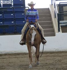 Trainer and judge Holly Hover offers her tips for a winning horsemanship ride.