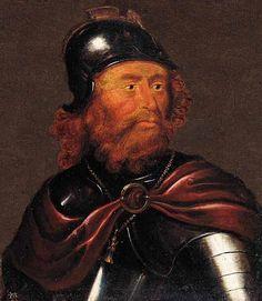 Robert I, King of Scotland, de Bruce (1274 - 1329) .