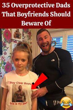 #Overprotective #Dads #Boyfriends #Beware Funny Jokes, Hilarious, Cop Jokes, Funniest Jokes, Dad Daughter, Daughters, Dads, Yoga, Family Kids