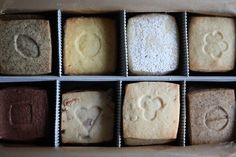 boxed shortbreads