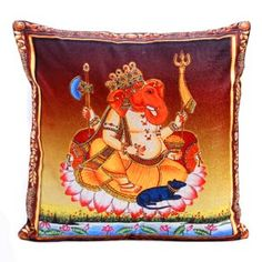 The rich hues of orange, red, maroon and gold that provide a graphic punch of color to your seating ensemble. Costs Rs 275/- http://www.tajonline.com/gifts-to-india/gifts-AR5352.html?aff=pinterest2013/