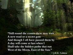 Bilbo's last poem