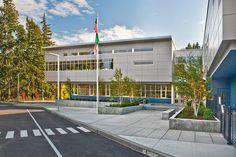 Eastgate Elementary School, Bellevue School District - NAC Architecture: Architects in Seattle & Spokane, Washington, Los Angeles, California