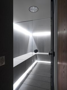 Tobias Partners Spa Rovello Steam Room Sauna