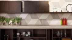 O revestimento ideal para parede de cozinha - Blog Portobello