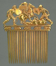Золото скифов.The Famous scythian gold...... The Rough barbarians where have taken it? To understand that such belongings do not r from nowhere, it is enough once to descend in Ermitazh. more perfect gold(en) casting as on fineness , as on artistic value mankind has not created!