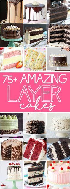 75+ Amazing Layer Cakes http://www.keatseats.com/2017/06/75-amazing-layer-cakes.html?utm_campaign=coschedule&utm_source=pinterest&utm_medium=Something%20Swanky&utm_content=75%2B%20Amazing%20Layer%20Cakes