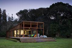 Great Barrier House by Crosson Clarke Carnachan Architects, Great Barrier Island, NZ