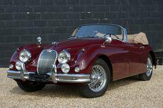 FAB WHEELS DIGEST (F.W.D.): Jaguar XK150 (1957-61)