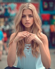 All our Marina Laswick Pictures, Full Sized in an Infinite Scroll. Marina Laswick has an average Hotness Rating of between (based on their top 20 pictures) Beauté Blonde, Blonde Beauty, Hair Beauty, Blonde Women, Beautiful Eyes, Gorgeous Women, Girl Photography, Fashion Photography, Photography Ideas