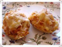 El Puchero de Morguix: Patatas rellenas de longaniza
