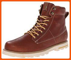 55dd342bec Volcom Men's Smithington Winter Boot, Rust, 7.5 D US - Mens world (*