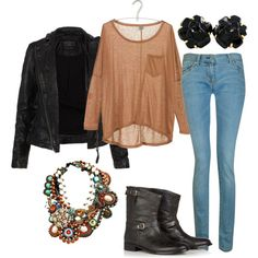 bikerrrr, created by kkaylawoodssx on Polyvore.  Love it all
