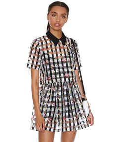 Plaid back: The print to deck your wardrobe in this season