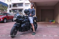 Actor Sushant Singh snapped on his BMW bike Bollywood Actors, Bollywood Celebrities, Kerala Traditional House, Ankita Lokhande, Ms Dhoni Photos, Dhoni Wallpapers, Miami Outfits, Sparkling Stars, Sushant Singh