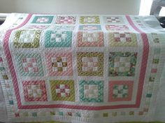 Hello Luscious shared on MyQuiltPlace.com by Susan Linder