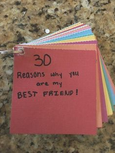 Gifts For Best Friends Birthday Diy Crafts 30 IdeasYou can find Best friend christmas gifts ideas and more on our website.Gifts For Best Friends Birthday Diy Crafts 30 Ideas Cute Birthday Gift, Cute Valentines Day Gifts, Birthday Diy, Birthday Morning, Surprise Birthday, Best Friend Christmas Gifts, Birthday Present Ideas For Best Friend, Birthday Cake, Ideas For Birthday Gifts