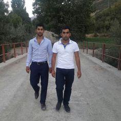 Ben ve kardeşim