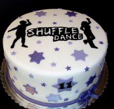 torta, cake shuffle dance