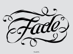 Typography by Karol Gadzala