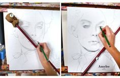 Artiste peintre : comment organiser son poste de travail ? http://www.amylee.fr/2013/11/artiste-peintre-comment-organiser-son-poste-de-travail/ #art