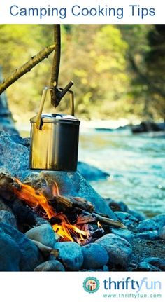 This guide contains camping cooking tips. There are many ways to make simple, delicious meals on your adventure.
