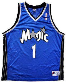 0394c76c0 Tracy McGrady Orlando Magic Replica Jersey - 52 XXL