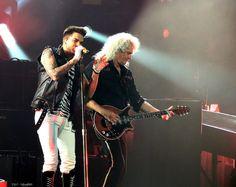 Queen + Adam Lambert - United Center - Chicago, IL - 6/19/14 - alikat1323