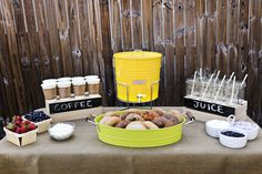 The Simply Sophisticated Events Blog: {ReaL Party} Morning Brunch Birthday Party