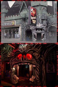 Dracula's Haunted Castle, Canada