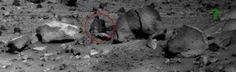 Mars Anomalies.