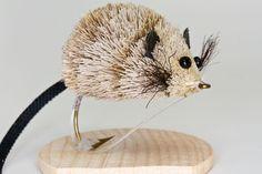 Deer Hair Mouse - Nicholas Gomez earlier days of learning how to #flytie #fishingflies