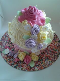 Poppy's cake by Gillx