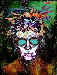 Andy W by StephenPeace on Etsy, $100.00