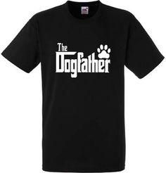 Bekijk dit items in mijn Etsy shop https://www.etsy.com/nl/listing/517360026/de-dogfather-fashion-grappige-slogan
