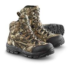 21c30943e3a77 Men's Guide Gear® Guidelight Waterproof 400 gram Thinsulate™ Ultra  Insulated Hunting Boots, Mossy Oak Break-Up Infinity® - Hunting Boots at  Sportsman's ...