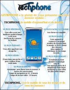 Savoir analyser et comprendre l'Image publicitaire d'un Techphone - Débutant - Compréhension