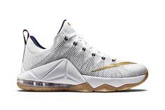 "Nike LeBron 12 Low ""USA"""