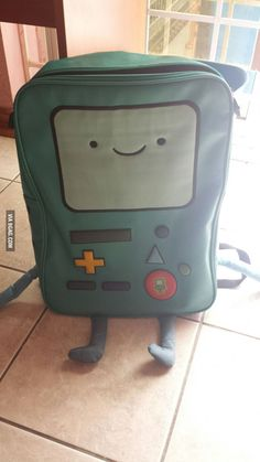 I just bought this awesome backpack! // I want one!