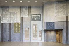 Hollola Parish Centre, Finland 2010. Architect: Arkkitehtitoimisto Havas Rosberg Oy, prefabrication: Mikkelin Betoni Oy.