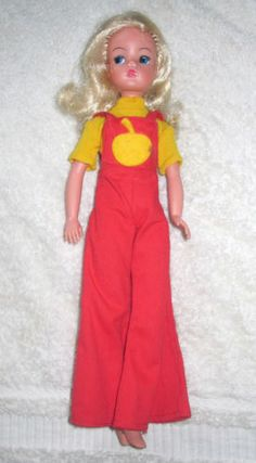 Vintage Sindy Doll 1970's - my very 1st Sindy