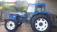 8110 Ebro, Vehicles, Agriculture, Tractor, Car, Vehicle, Tools