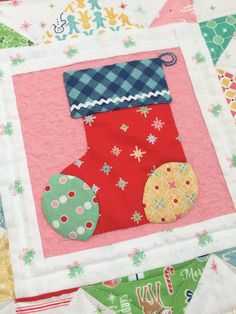 Bee In My Bonnet: Cozy Christmas Sew Along - Week 13 - The Big Finish!!