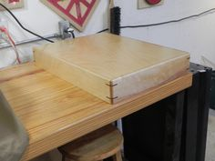I purchased a 18″ x 24″ surface plate before Christmas, to replace the little 12″ x 18″ one a friend gave me several years back....