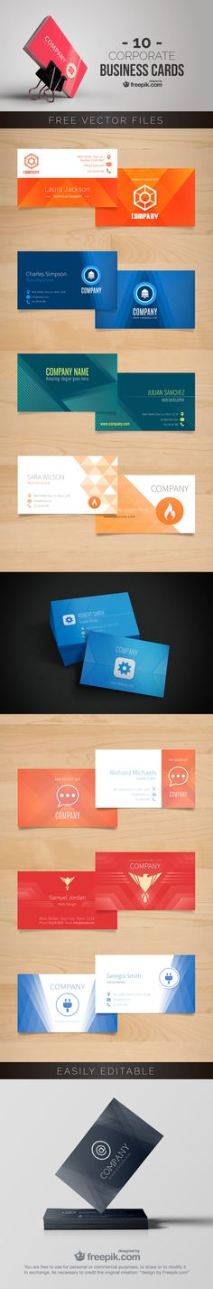 Business Cards cover