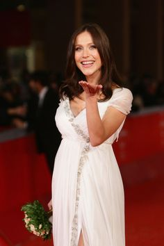 GABRIELLE PESSION | Gabriella Pession Actress Gabriella Pession attends the 'Oggi Sposi ...
