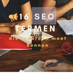 16 SEO termen die iedereen moet kennen   Webdesign   Full service internetbureau Seo Vyo Seo, Web Design, Internet, Website, Design Web, Website Designs, Site Design